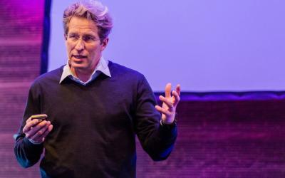 Oliver Leisse – Speaker für inspirierende Vorträge zu Zukunft & Trends