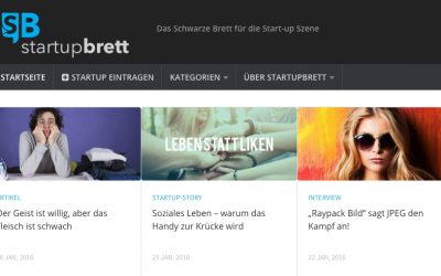 Lukas Herbst – Startupbrett Gründer