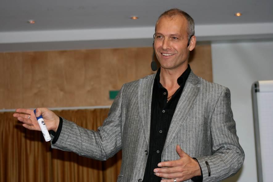 Matthias Pöhm – Keynote Speaker Rhetorik
