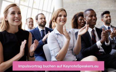 Was ist ein Impulsvortrag oder Impulsreferat? Beispiel & Video von Redner Frank Eilers