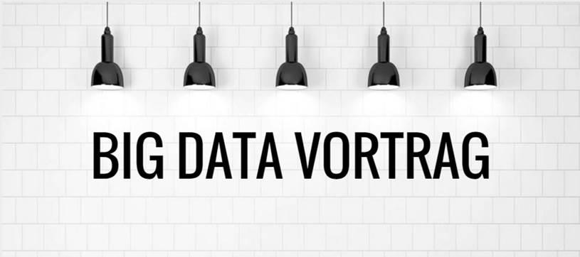Big Data Vortrag von Professor Mayer-Schönberger