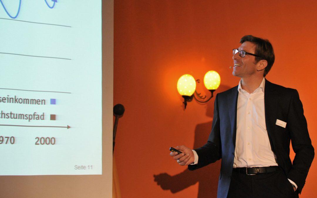 Prof. Dr. Philipp Haberstock – Vorträge zu Innovation, Corporate Venturing und M&A Digitalisierung, Finance