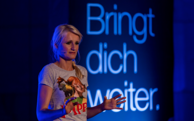 Henriette Frädrich – Vorträge zu Innovation, Motivation & Rulebreaking