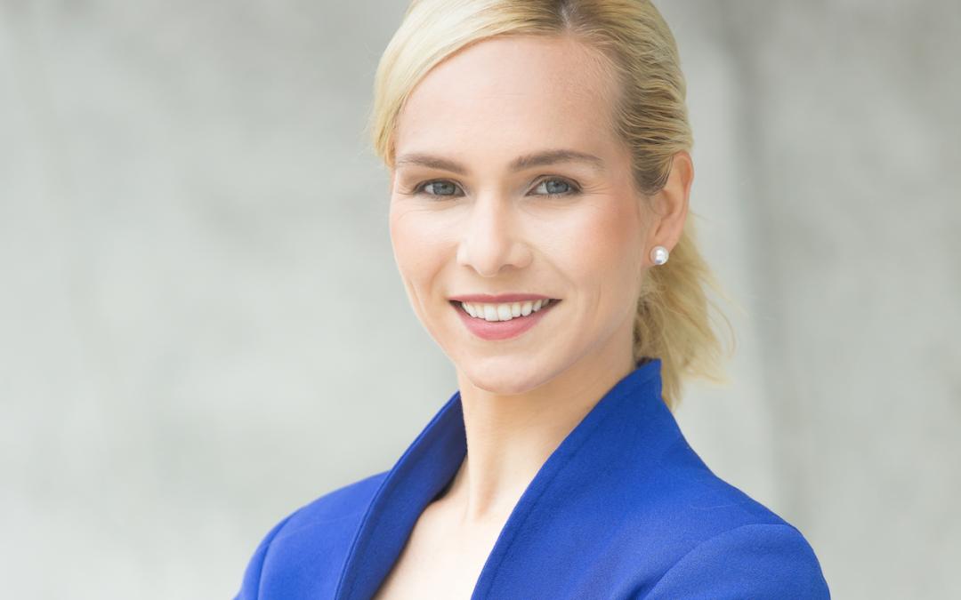 Ilka Groenewold – Moderatorin für Gala, Messe, Kongress, Event und TV