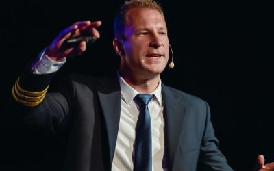 Pilot Philip Keil – Vorträge zu Führung, Teamwork und Entscheidungen treffen