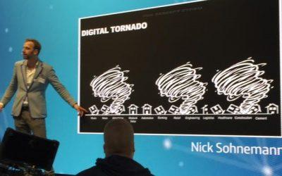 Nick Sohnemann – Vortrag mit Pepper Roboter zu Innovation & Zukunft