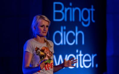 Henriette Frädrich – Vorträge zu Innovation, Motivation & Neue Wege gehen