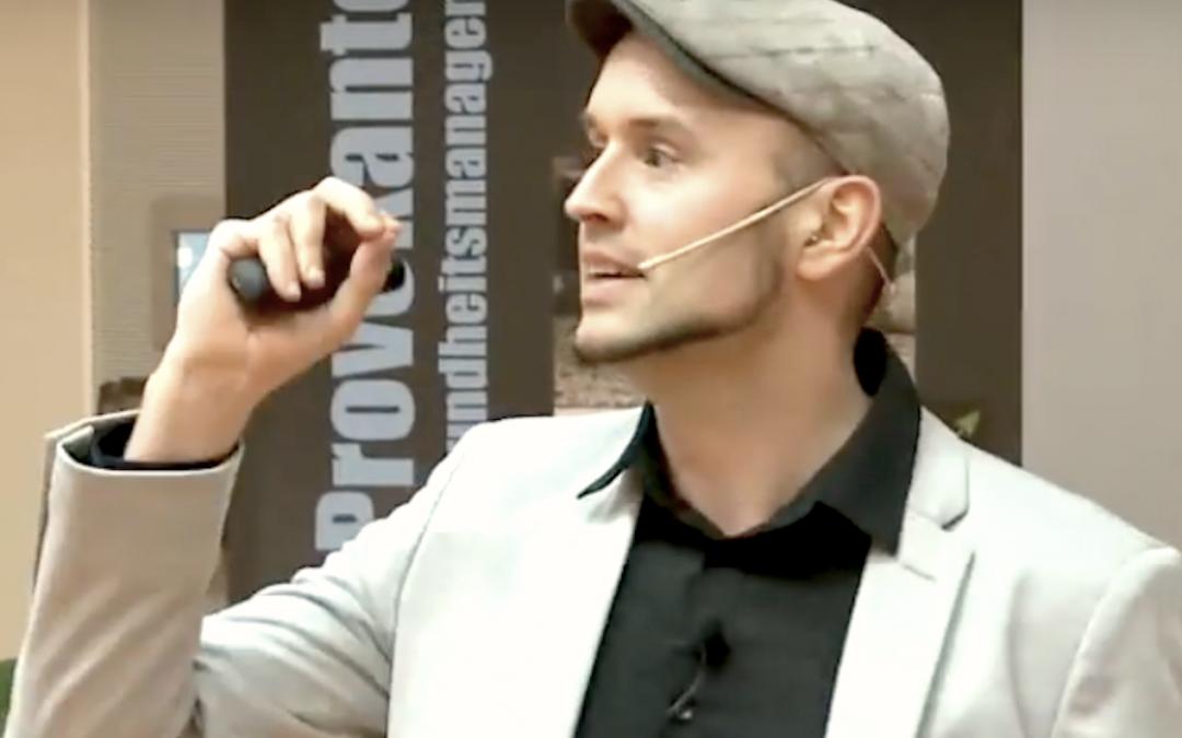 Healthtainment – Gesundheit & Entertainment mit Frédéric Letzner