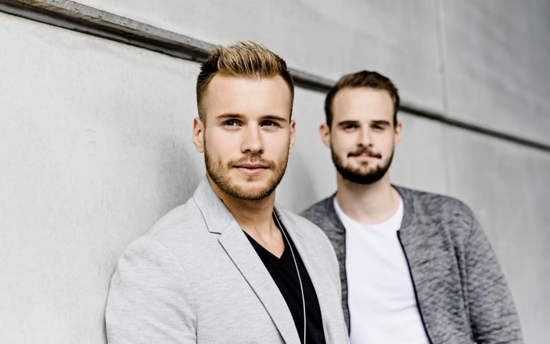 Alexander Giesecke & Nicolai Schork – Gründer von Deutschlands reichweitenstärkster Online-Nachhilfe mit 2 Millionen Youtube Abonnenten