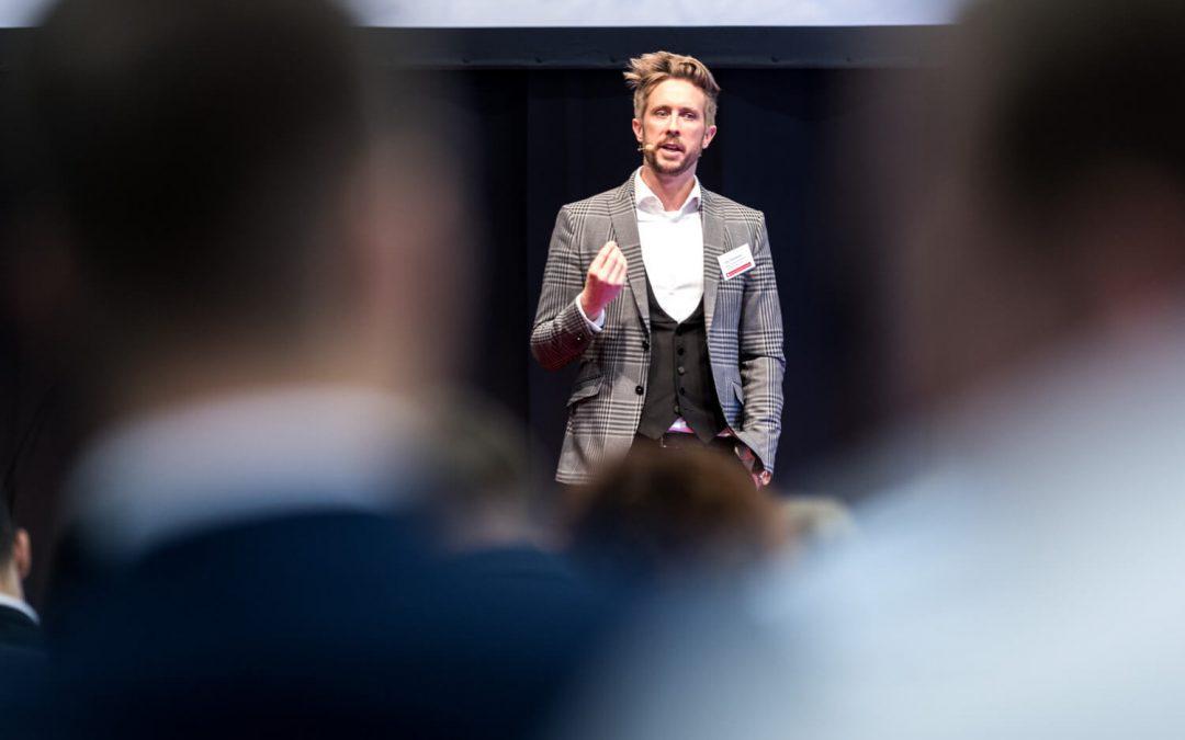 Felix Thönnessen – Startup Coach aus der Höhle der Löwen, schafft Begeisterung für Neues