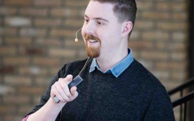 Vortrag Digitalisierung und Social Media von Dennis Ullner